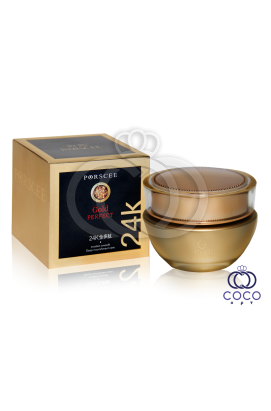 Разглаживающий крем с пептидами золота Gold Perfect 24K Perfect Smooth Moist Cream