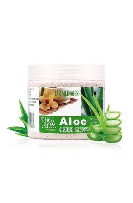 Скраб для лица и тела Aloe Scrub Massage Cream с экстрактом алоэ