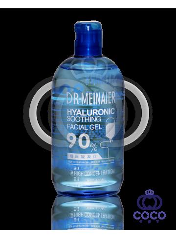 Гель для лица с гиалуроновой кислотой Hyaluronic Soothing Facial Gel 90% фото
