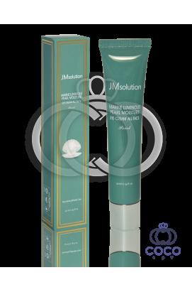 Крем для глаз и лица JMsolution Marine Luminous Pearl Moisture с экстрактом жемчуга