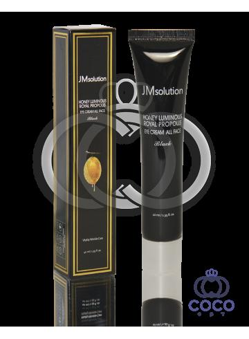 Крем для глаз и лица JMsolution Honey Luminous Royal Propolis с прополисом фото
