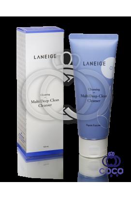 Глубокоочищающий крем для умывания Laneige Multi Deep-Clean Cleanser