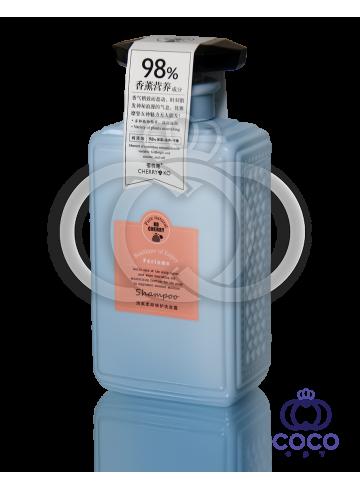 Шампунь питательный безсульфатный с алоэ и водорослями Boutique Of Enjoy Perfume фото