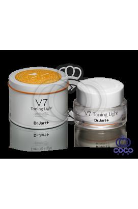 Тонизирующий крем для лица с витаминным комплексом Dr.Jart+ V7™ Toning Light (качество оригинала)