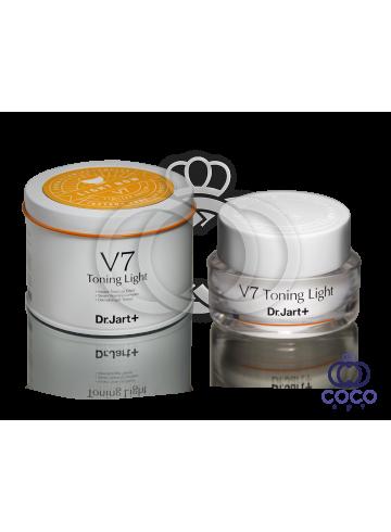 Тонизирующий крем для лица с витаминным комплексом Dr.Jart+ V7™ Toning Light (качество оригинала) фото