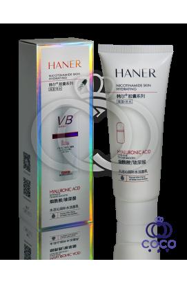Пенка для умывания с никотинамидом и гиалуроновой кислотой Haner Nicotinamide Skin Hydrating (Step1)