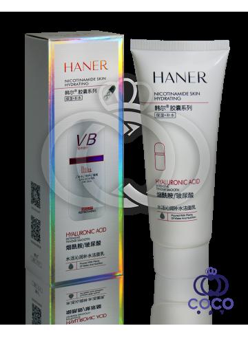 Пенка для умывания с никотинамидом и гиалуроновой кислотой Haner Nicotinamide Skin Hydrating (Step1) фото