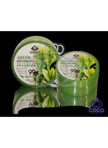Гель для лица и тела Green Tea (Зелёный чай) фото