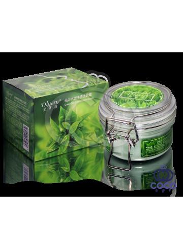 Антиоксидантный крем-детокс с экстрактом зелёного чая Green Tea Detoxification Cream примятая упаковка фото