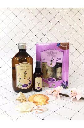 Натуральный увлажняющий лавандовый тонер Lavender Moisten Toner