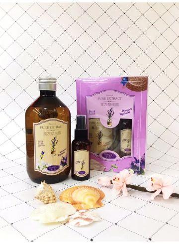 Натуральный увлажняющий лавандовый тонер Lavender Moisten Toner фото