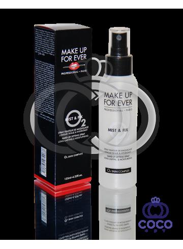 Спрей-фиксатор макияжа Make Up For Ever Mist& Fix фото