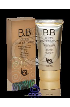 Крем BB Crome Snail B.B Cream SPF 50+