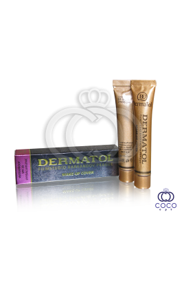 Тональный крем Dermatol Make-Up Cover
