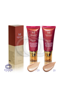 Крем тональный Missa Perfect Cover BB Cream SPF42/PA+++