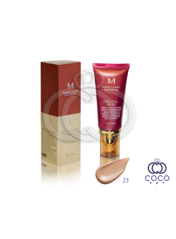 Крем тональный Missa Perfect Cover BB Cream SPF42/PA+++  номер 23 фото