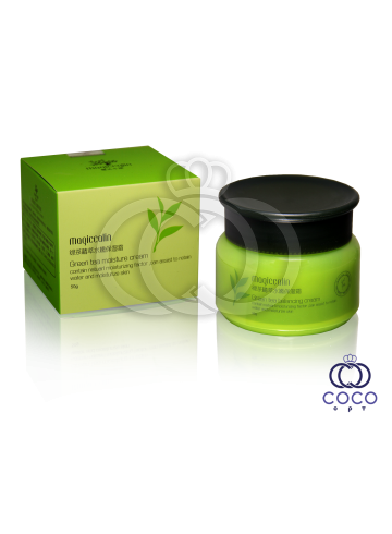 Увлажняющий крем для лица с экстрактом зелёного чая Green Tea Moisture Cream фото