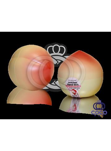 Питательный и увлажняющий крем для рук Bioaqua Персик фото
