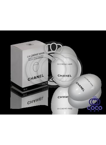 Крем для рук и ногтей Chanel La Creme Main фото