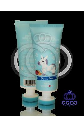 Увлажняющий крем для рук Cherry Ko Donkey Milk Blue
