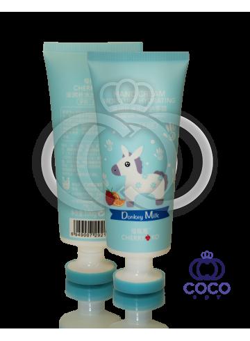 Увлажняющий крем для рук Cherry Ko Donkey Milk Blue фото