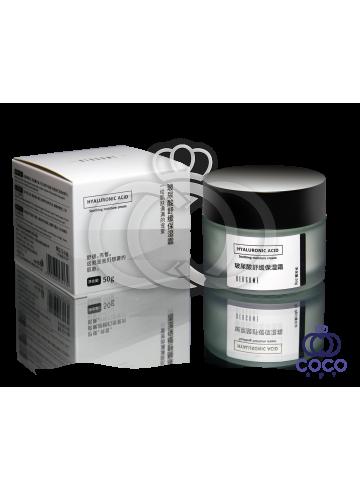 Интенсивно увлажняющий и успокаивающий крем с гиалуроновой кислотой Hyaluronic Acid Soothing Moisture Cream фото