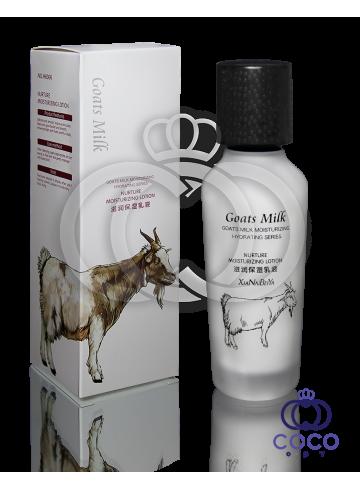 Питательный и увлажняющий лосьон для лица с козьим молоком Goast Milk Nurture Moisturizing Lotion фото