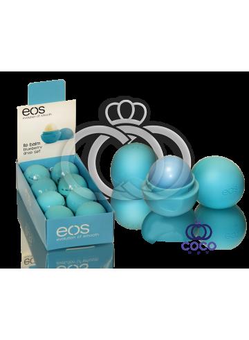 Бальзам для губ EOS Черника  фото