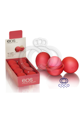 Бальзам для губ EOS Клубника