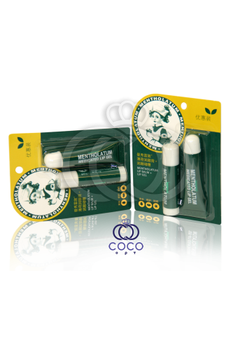 Бальзам и гель для губ Mentholatum Lip Balm+ Lip Gel фото