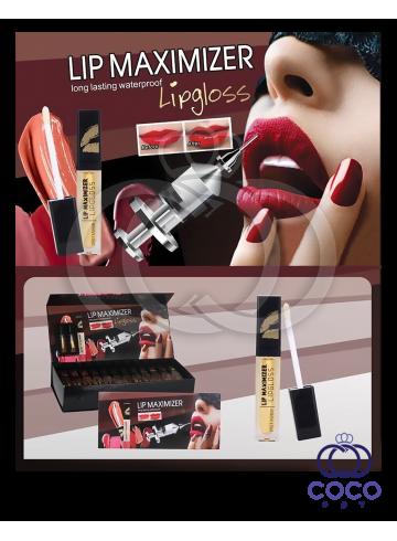 """Блеск для увеличения обьёма губ Lip Maximizer """"Инъекция красоты"""" поштучно фото"""