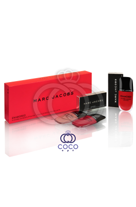 Блеск для губ Marc Jacobs Enamored Hi-Shine Lacquer Lip Gloss (A)