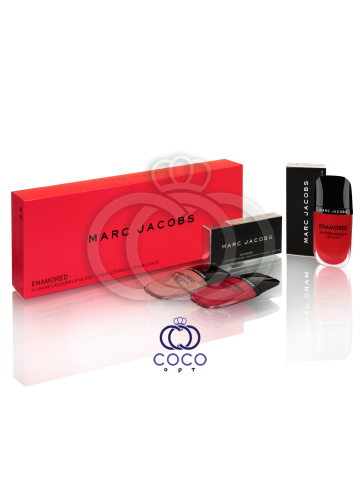 Блеск для губ Marc Jacobs Enamored Hi-Shine Lacquer Lip Gloss (B) фото