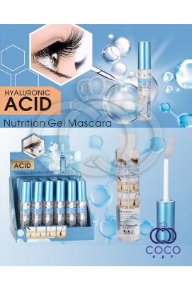 Гель для укрепления ресниц Hyaluronic Acid Nutrition Gel с гиалуроновой кислотой