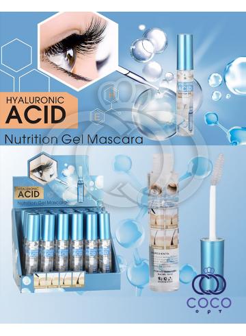 Гель для укрепления ресниц Hyaluronic Acid Nutrition Gel с гиалуроновой кислотой фото