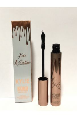 Тушь для ресниц Kylie Koko Kollection By Kylie Cosmetics с фигурной кисточкой