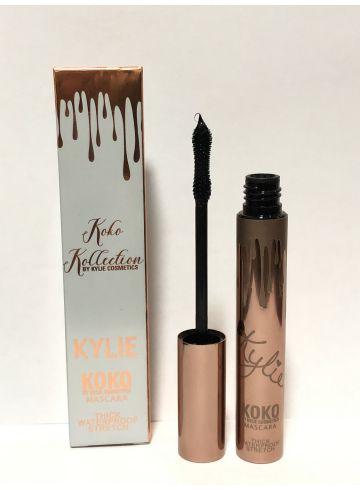 Тушь для ресниц Kylie Koko Kollection By Kylie Cosmetics с фигурной кисточкой фото
