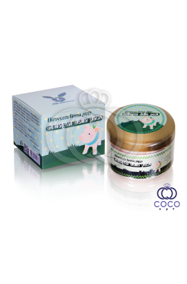 Гелевая коллагеновая маска Elivecca Green Piggy Collagen Jella Pack