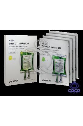 Тканевая инфузионная маска Medi Energy Infusion c омолаживающим эффектом поштучно
