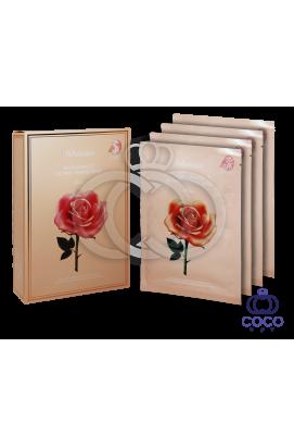 Тканевая маска JMsolution Glow Luminous Flower Firming Mask с экстрактом дамасской розы поштучно