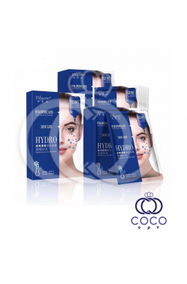 Тканевая маска Hyaluronic Acid с гиалуроновой кислотой (10 штук)