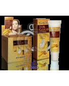 Маска-пленка с золотом 24K Gold Face Mask фото