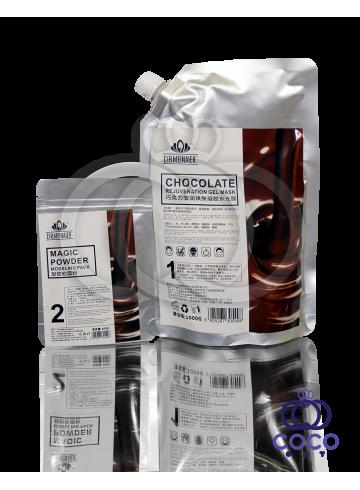Гель-маска омолаживающая Chocolate шоколадная (1000 G+ 100 G) фото