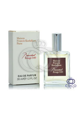 Парфюмированная вода Maison Francis Kurkdjian Baccarat Rouge 540 35 Ml