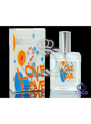 Парфюмированная вода Moschino I Love Love 35 Ml фото