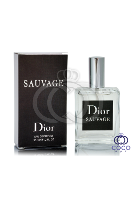 Парфюмированная вода Dior Sauvage 35 Ml