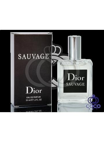 Парфюмированная вода Dior Sauvage 35 Ml фото