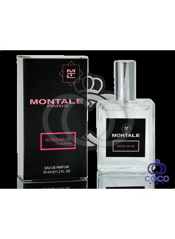 Парфюмированная вода Montale Roses Musk 35 Ml фото