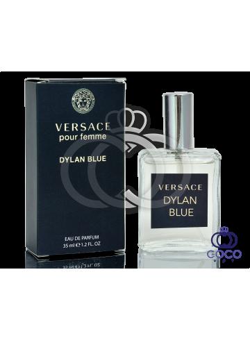 Парфюмированная вода Versace Pour Femme Dylan Blue 35 Ml фото