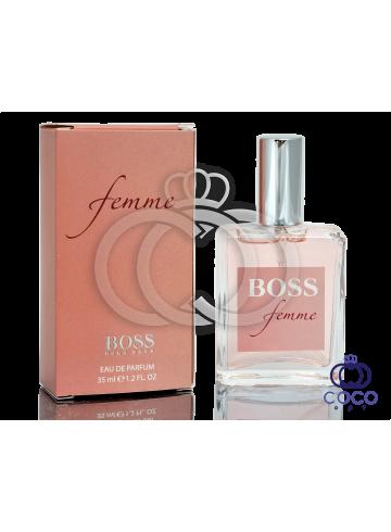 Парфюмированная вода Hugo Boss Femme 35 Ml фото